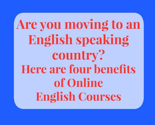 Benefits of English Online