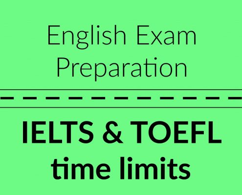 English Exam Preparation | IELTS & TOEFL